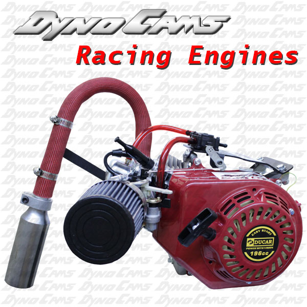 Racing Cams And Parts Akra Stage 2 Ducar Engine Kit Assembled Cl Akra Stage2 Dynocams
