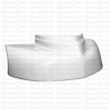 JKB High Side Body Kit, White - - alt view 1