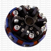 Bully Mod/Open Clutch, 2 Disc 6 Spring