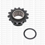 Bully #35 Clutch Sprocket w/ Bearing, 12T