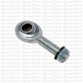 "3/8"" Steel LHTie Rod End"