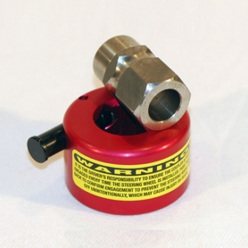"5/8"" Quick Release Steering Hub, Champ"