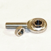 PRC Lower Steering Rod End & Jam Nut