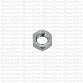 "1/2"" -20 ALUM HEX JAM NUT"