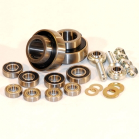 BEARING KIT - LEVEL 2 -LUBABLE