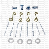 1/4 TURN BODY FASTENER NERF BAR PACK