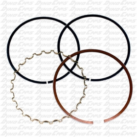 2.572 Wiseco Ring Set