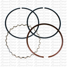 2.587 Wiseco Ring Set