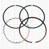 2.592 Wiseco Ring Set