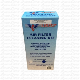 Walker Filter Cleaning Kit, Blue