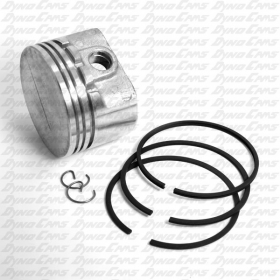 "Piston Kit, +.020"", Flathead"
