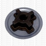 Inferno 3/4 Heat Treated Hub with Guard