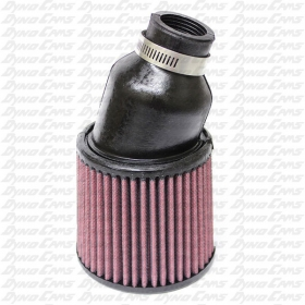 High Performance Air Filter, Angled, Animal