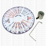 Degree Wheel Kit, Animal