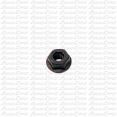 "Flanged Wheel Nut, 1/2"" Hex Head"