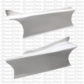 JKB High Side Body Kit, White