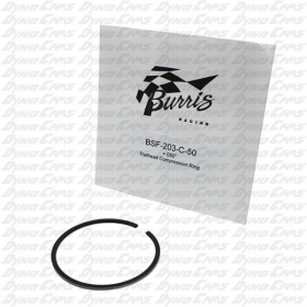"Burris Compression Ring, +.050"", Flathead"