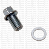Oil Drain Plug w/ Washer, Clone 196, Ducar 212