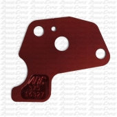 ".375"" Red Restrictor Plate, Clone"