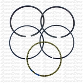"Honda +.010"" Piston Ring Set"