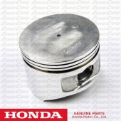 "Honda +.010"" Flat Top Piston"