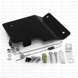 Aluminum Top Plate, Black, Clone