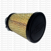 "R2C 5"" Air Filter, Angled, Animal"