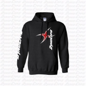 DynoCams Black Adult Hoodies