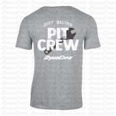 DC Pit Crew T-Shirt, Gray