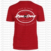 DC Pit Crew T-Shirt, Red