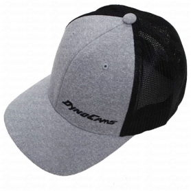 DynoCams Fitted Hat, Mesh Back, 2-Tone