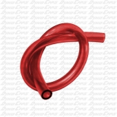 Fuel Line, Red, Thick