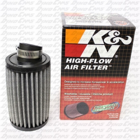 K&N 3 x 5 Angled Air Filter, Animal