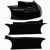 LA Aero Body Kit, Black