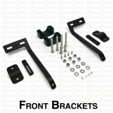 AiM Bracket Kit for Tire Temp Sensors