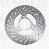MCP Super Slotted Disc, 3 Bolt