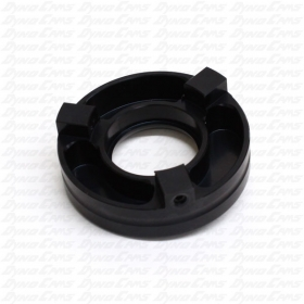 PMI Breather Adapter, Flathead, Black