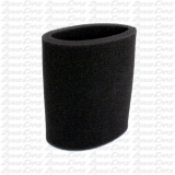 "RLV 5"" Filter Wrap, Black, Animal"