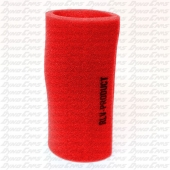 "RLV 8""  Foam Filter Wrap, Red"
