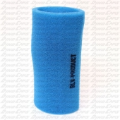 "RLV 8""  Foam Filter Wrap, Blue"