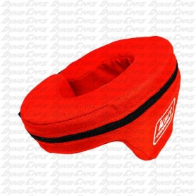 Adult Neck Brace with Wedge, Red