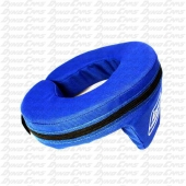 Adult Neck Brace with Wedge, Blue