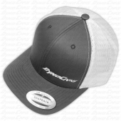 DynoCams Classic Snapback, Gray/White
