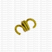 STINGER CLUTCH SPRINGS YELLOW