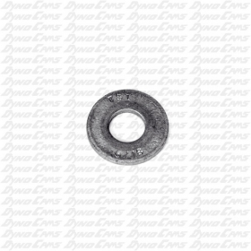 SMC Crankshaft Washer, Black Vortex